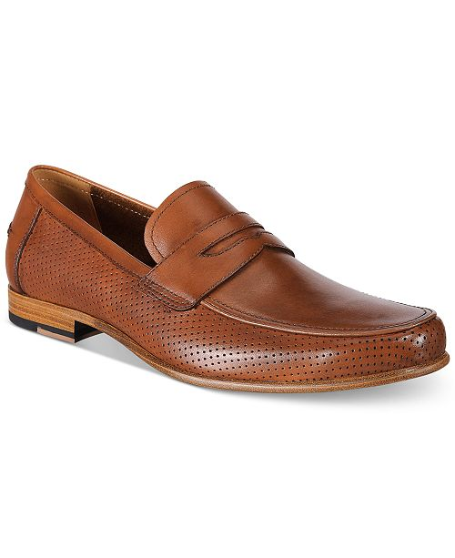 Alfani Men's Alfatech Blaine Penny Loafers, Created for Macy's