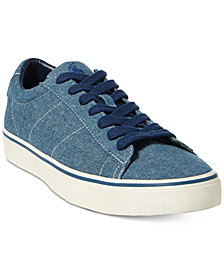 Polo Ralph Lauren Men's Sayer Low-Top Sneakers