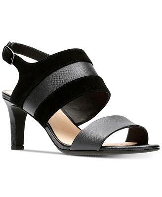 Clarks Artisan Women's Laureti Joy Dress Sandals Women's Shoes
