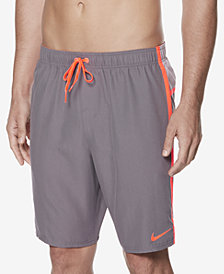"Nike Men's Diverge Colorblocked 9"" Swim Trunks"