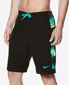 """Nike Men's Racer 9"""" E-Board Swim Trunks"""