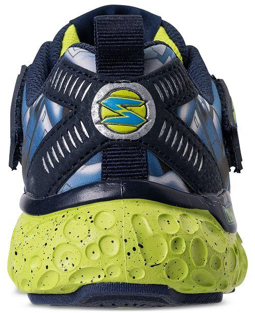 2108e5d60b06 ... Skechers Little Boys  Skech-X  Cosmic Foam Portal-X Casual Sneakers  from ...