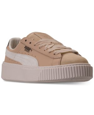 WOMEN'S BASKET PLATFORM UP CASUAL SNEAKERS FROM FINISH LINE