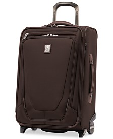 """CLOSEOUT! Travelpro® Crew™ 11 22"""" Expandable Rollaboard® Suiter Suitcase with USB Charging Port"""