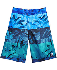 Laguna Excala Moana Printed Swim Trunks, Big Boys