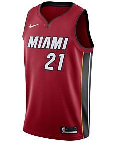 competitive price 8511f 834c0 Miami Heat Jersey - Macy's