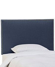 Paiton Headboards with Nailhead Trim, Quick Ship