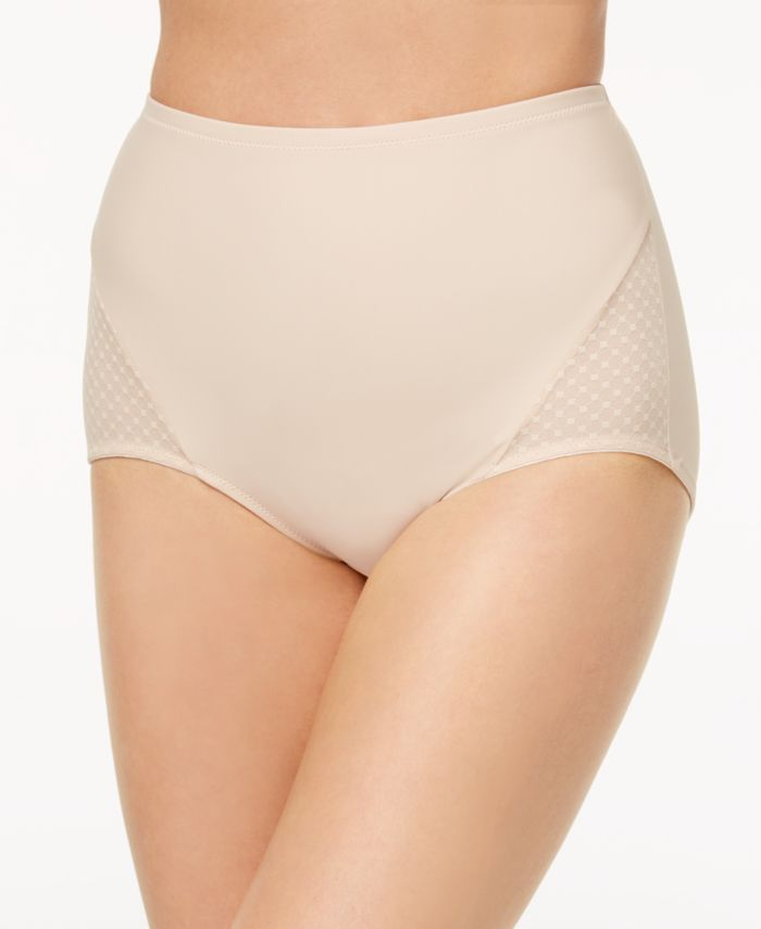 Bali Passion for Comfort 2 pack Firm Control Brief Underwear DFX008 & Reviews - Shapewear - Women - Macy's