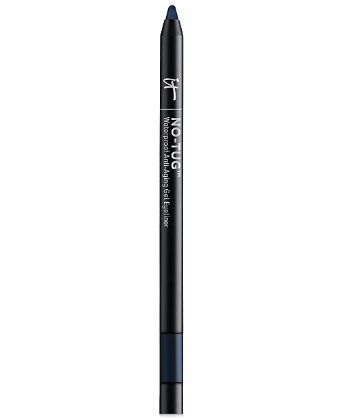 IT Cosmetics No-Tug Anti-Aging Gel Eyeliner, Waterproof