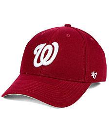 '47 Brand Washington Nationals MVP Cap