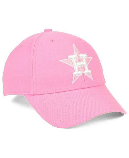0dfaf57b3fa61 47 Brand Houston Astros Pink Series Cap   Reviews - Sports Fan Shop ...
