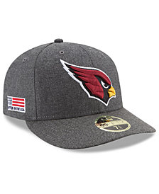 New Era Arizona Cardinals Crafted In America Low Profile 59FIFTY Fitted Cap