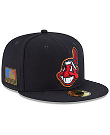 New Era Cleveland Indians Ultimate Patch Collection 125th Anniversary 59FIFTY Fitted Cap