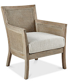 Diedra Accent Chair, Quick Ship