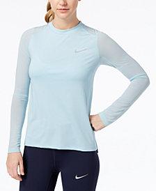 Nike Dry Miler Running Top