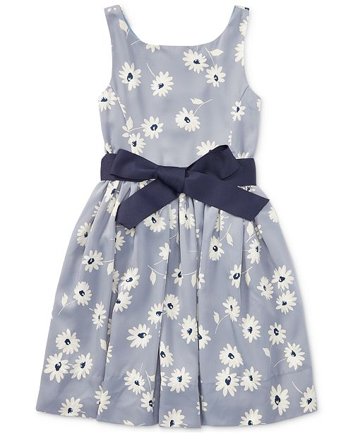 bd761001c98 ... Polo Ralph Lauren Ralph Lauren Floral-Print Twill Dress