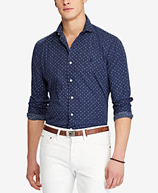 Polo Ralph Lauren Men's Classic-Fit Shirt
