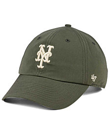 '47 Brand New York Mets Harvest CLEAN UP Cap