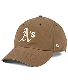 '47 Brand Oakland Athletics Harvest CLEAN UP Cap