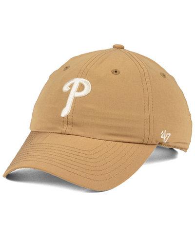 '47 Brand Philadelphia Phillies Harvest CLEAN UP Cap