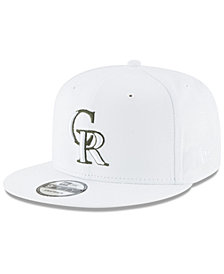 New Era Colorado Rockies Fall Shades 9FIFTY Snapback Cap