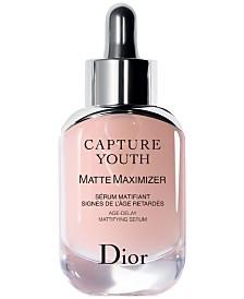 Capture Youth Matte Maximizer Age-Delay Mattifying Serum