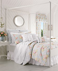 Piper & Wright Stella Floral Print Bedding Collection