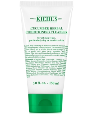 1851 Cucumber Herbal Conditioning Cleanser