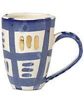 Crafted by Wainwright Pompeii Blu Sky Mug, Created for Macy's