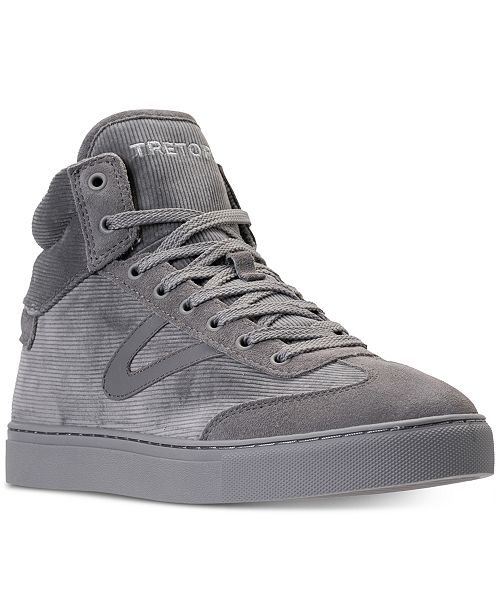 e239fed862e0 Tretorn Men s Jack High Top Casual Sneakers from Finish Line ...