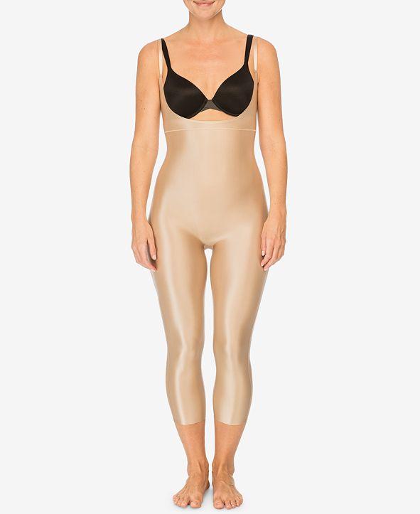 SPANX Women's  Suit Your Fancy Open-Bust Catsuit 10155R