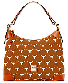 Dooney & Bourke Texas Longhorns Hobo Bag