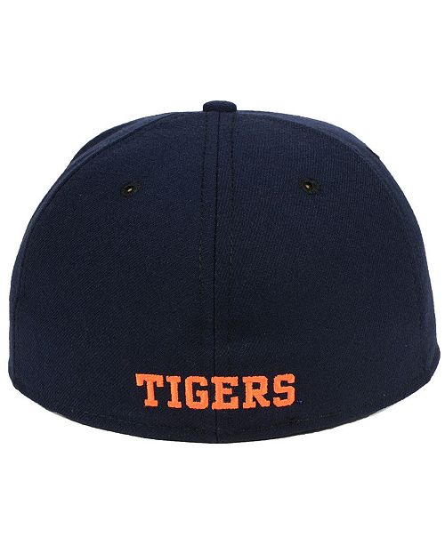 new style cdce3 904f9 New Era Auburn Tigers Vault 59FIFTY Fitted Cap ...