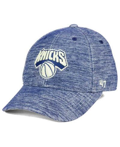 '47 Brand New York Knicks Mined Contender Cap