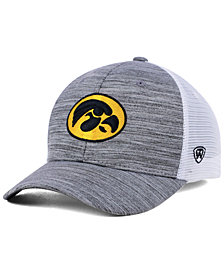 Top of the World Iowa Hawkeyes Warmup Adjustable Cap