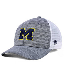 Top of the World Michigan Wolverines Warmup Adjustable Cap