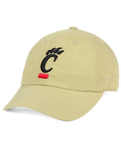 Top of the World Cincinnati Bearcats Main Adjustable Cap