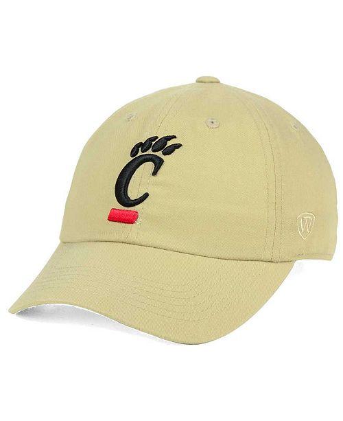 Cincinnati Bearcats Main Adjustable Cap