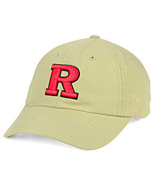 Top of the World Rutgers Scarlet Knights Main Adjustable Cap