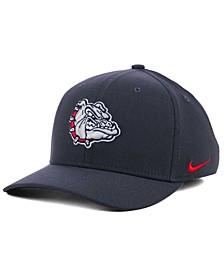 Gonzaga Bulldogs Anthracite Classic Swoosh Cap