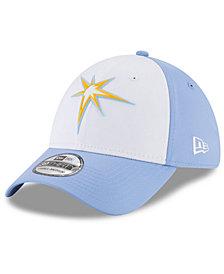 New Era Tampa Bay Rays Batting Practice 39THIRTY Cap