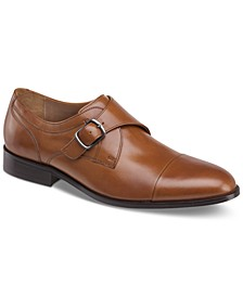 Men's Hernden Single Monk Cap-Toe Loafers