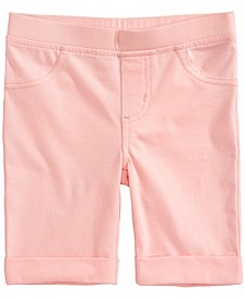 Bermuda Shorts, Little Girls, Created for Macy's