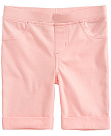 Epic Threads Bermuda Shorts, Toddler Girls, Created for Macy's