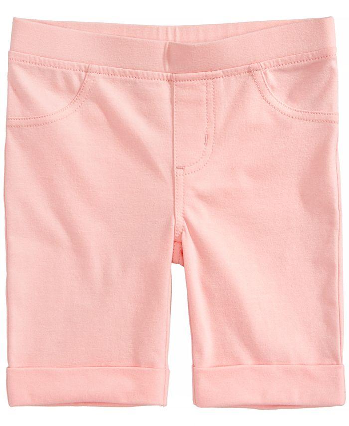Epic Threads - Tie-Dyed Bermuda Shorts, Little Girls