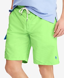 918c6f4d8b782 Green Polo Bathing Suits: Shop Polo Bathing Suits - Macy's