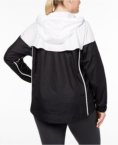 0b2c301b31d Nike Plus Size Sportswear Windrunner Jacket   Reviews - Jackets ...