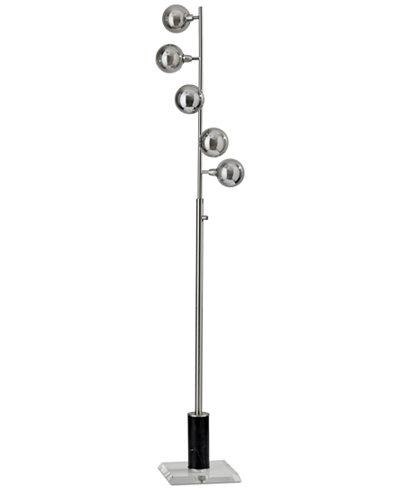 Adesso Calder LED Floor Lamp