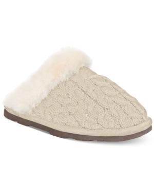 Bearpaw Effie Slippers...