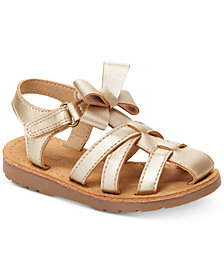 Carter's Davy Sandals, Toddler & Little Girls (4.5-3)
